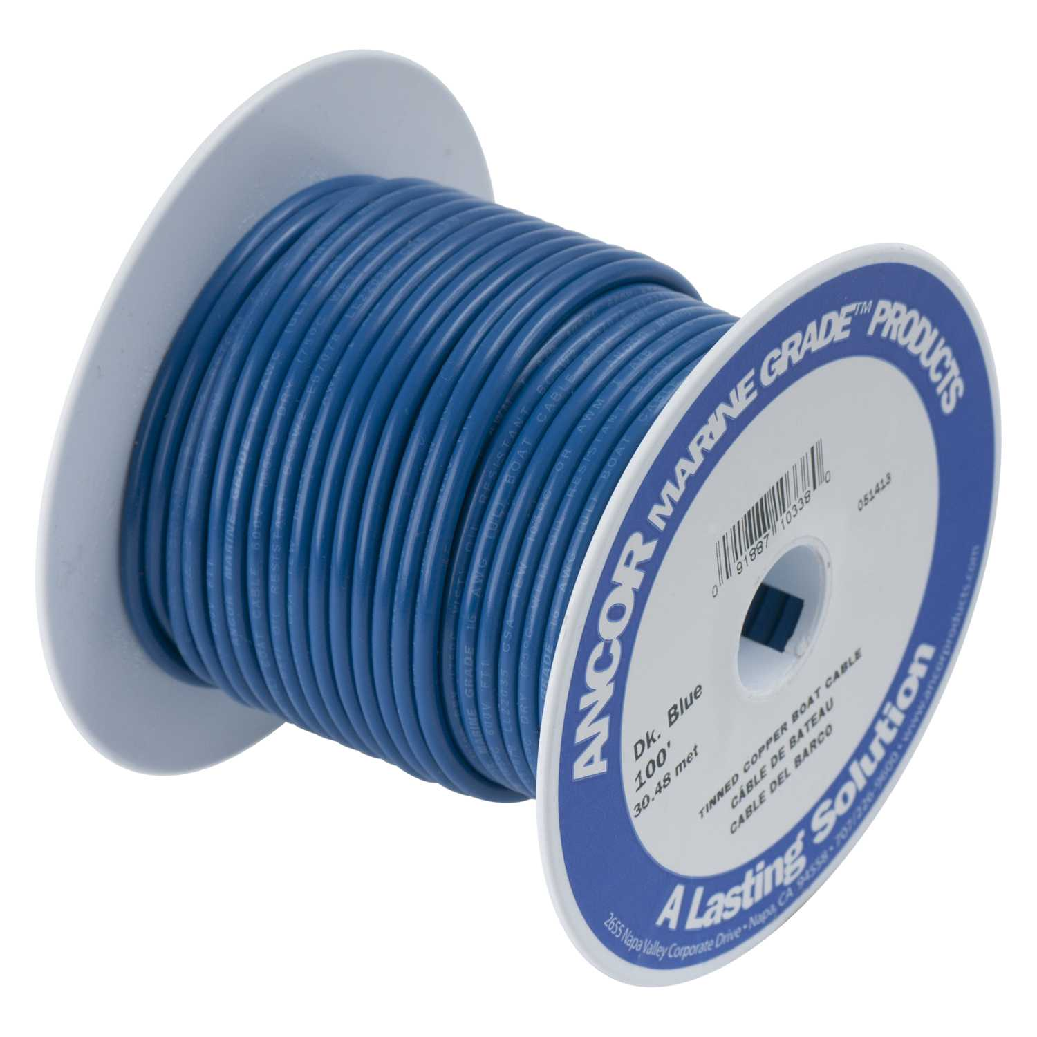 Ancor Marine Grade Electrical Super Flex Premium Tinned Audio 2 Wiring Cable Products