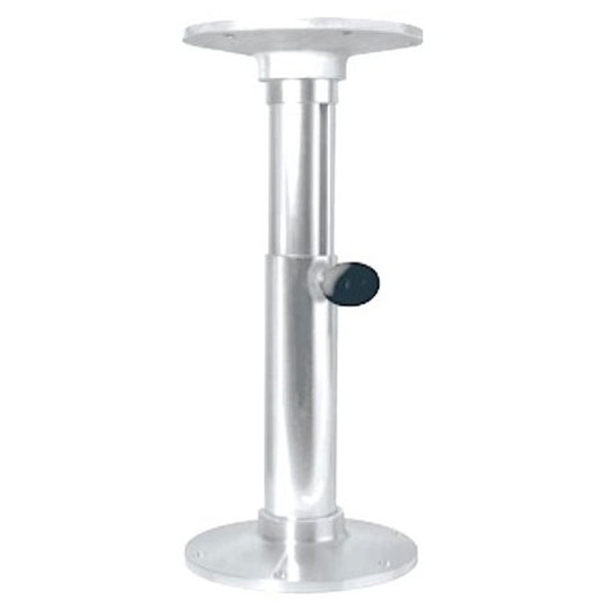 Garelick/EEZ-in 7525:1 Manual Adjustable Table Base Polished ...