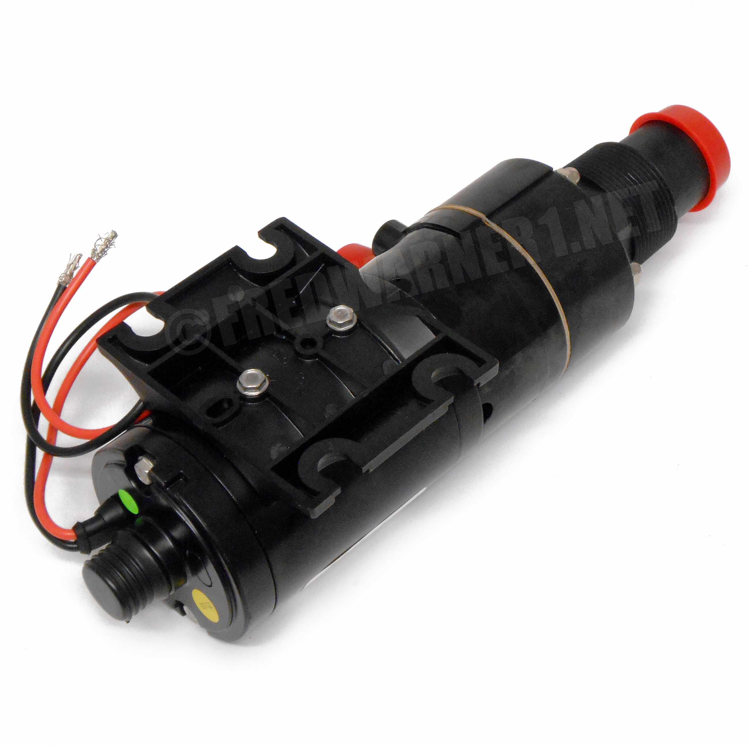 Jabsco 18590-2092 Macerator Waste Pump 12V DC Marine Self ...