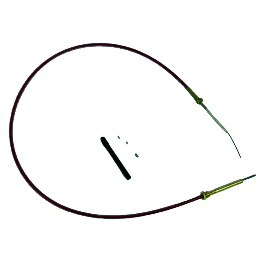 omc shift cable