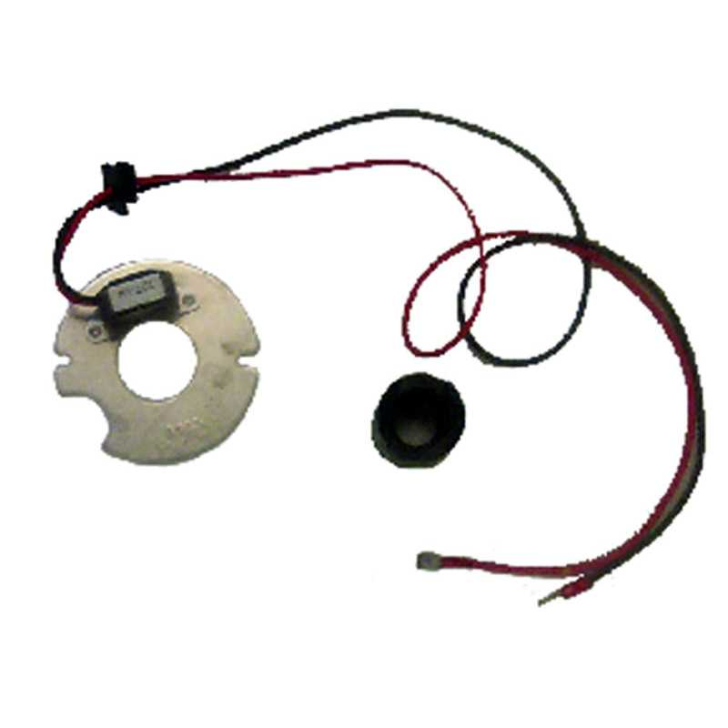 Sierra 18-5293-1 Electronic Conversion Kit for OMC Sterndrive/Cobra  Sterndrives
