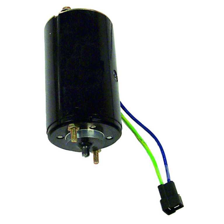 Sierra 18-6754 Power Tilt Motor for OMC Sterndrive/Cobra Sterndrives