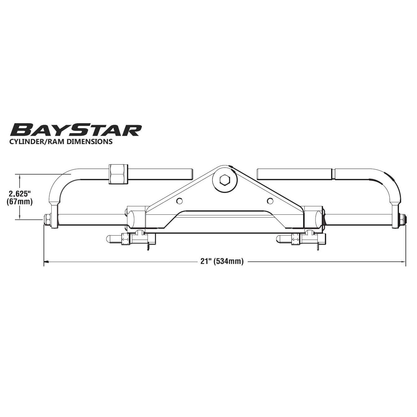 Hydraulic Ram Diagram