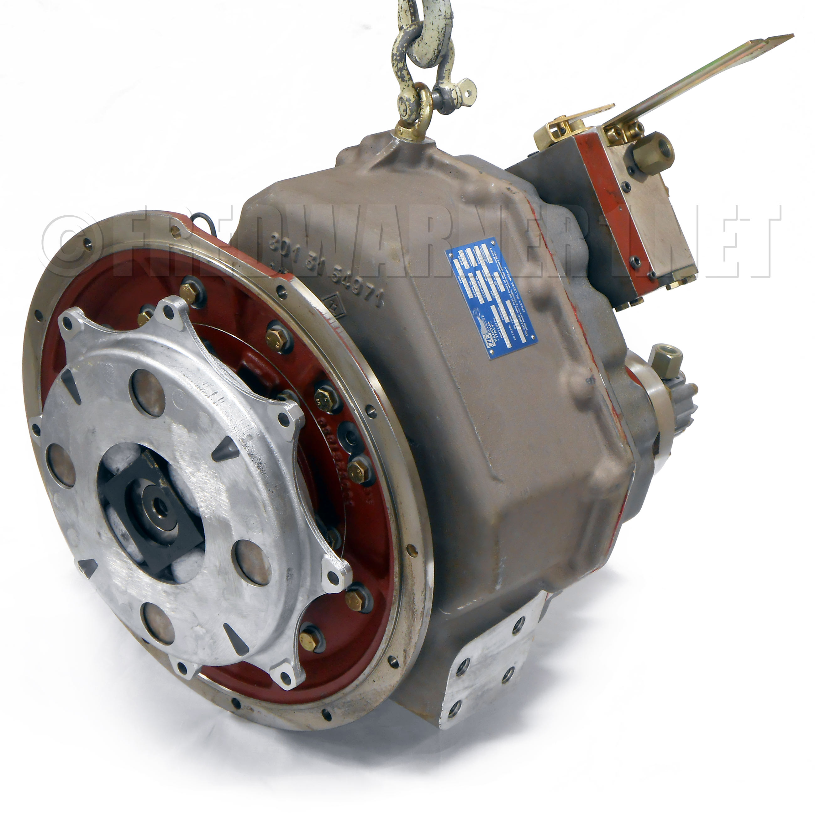 zf 301a marine transmission 1 516 1 mech shift cf ds 45 down angle rh fredwarner1 net