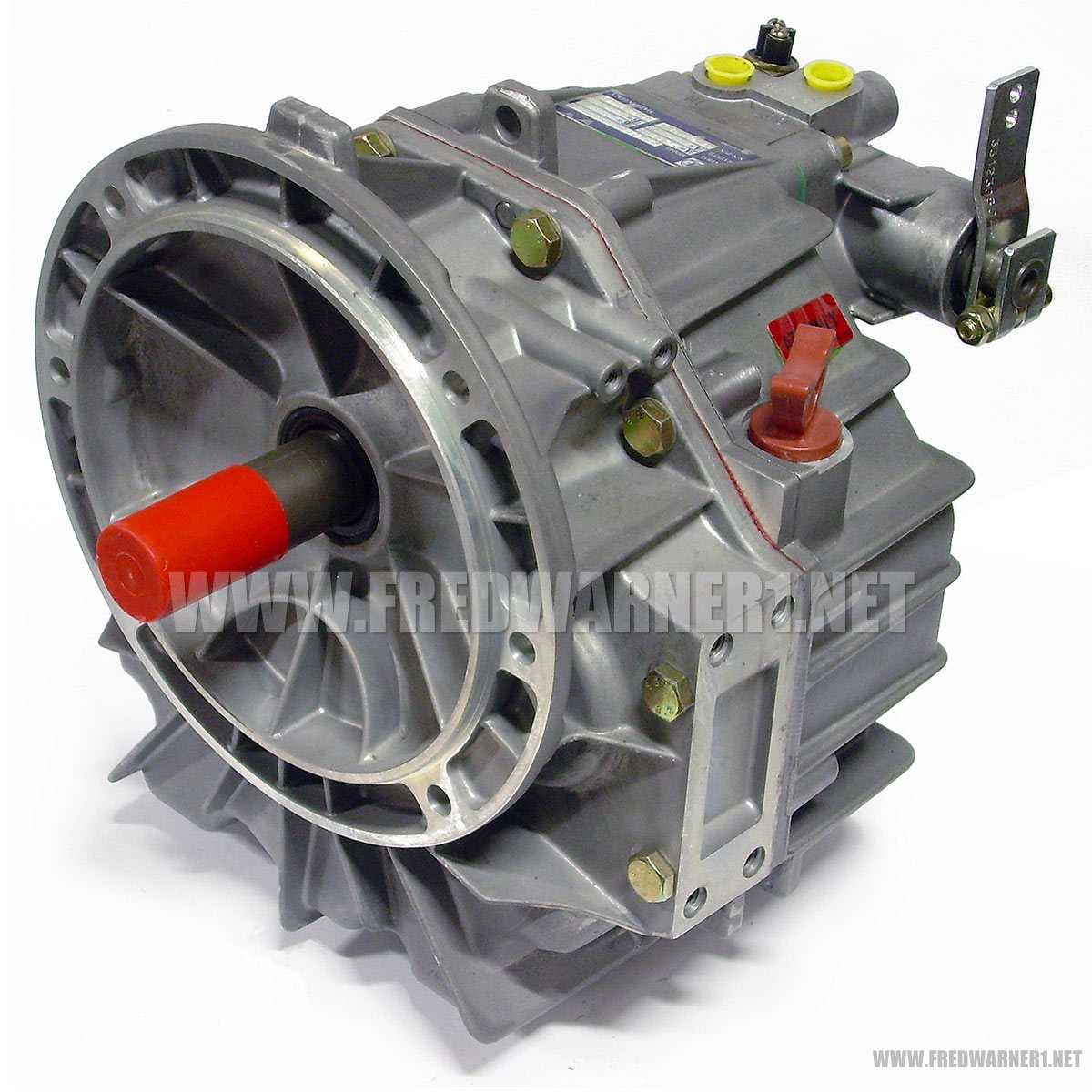 ZF 45A 2.4:1 Marine Boat Transmission Gearbox Hurth HSW450A 3311001017