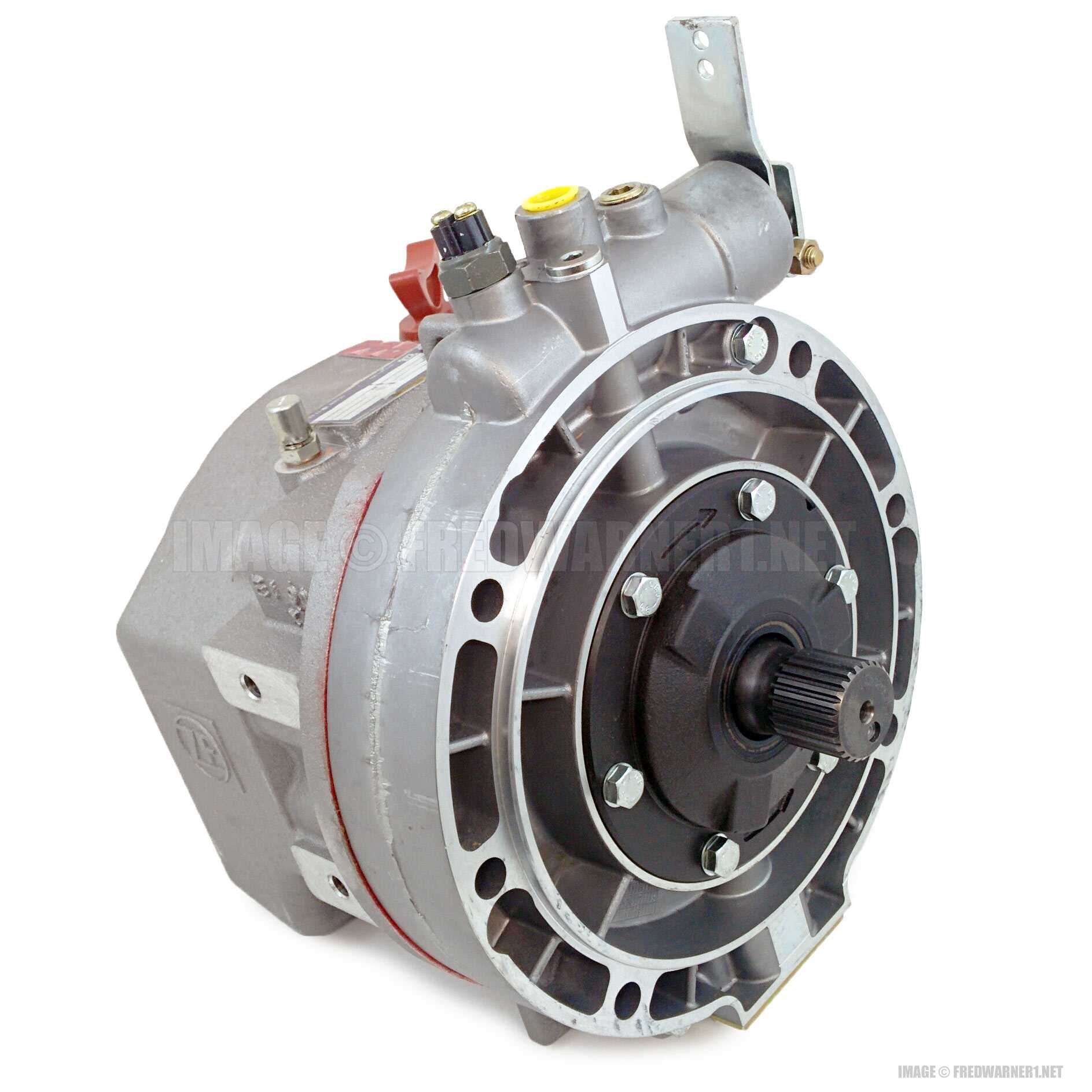 ZF 45C 45CW 1:1 Marine Boat Transmission Gearbox Hurth HSW450D 3311000001  002