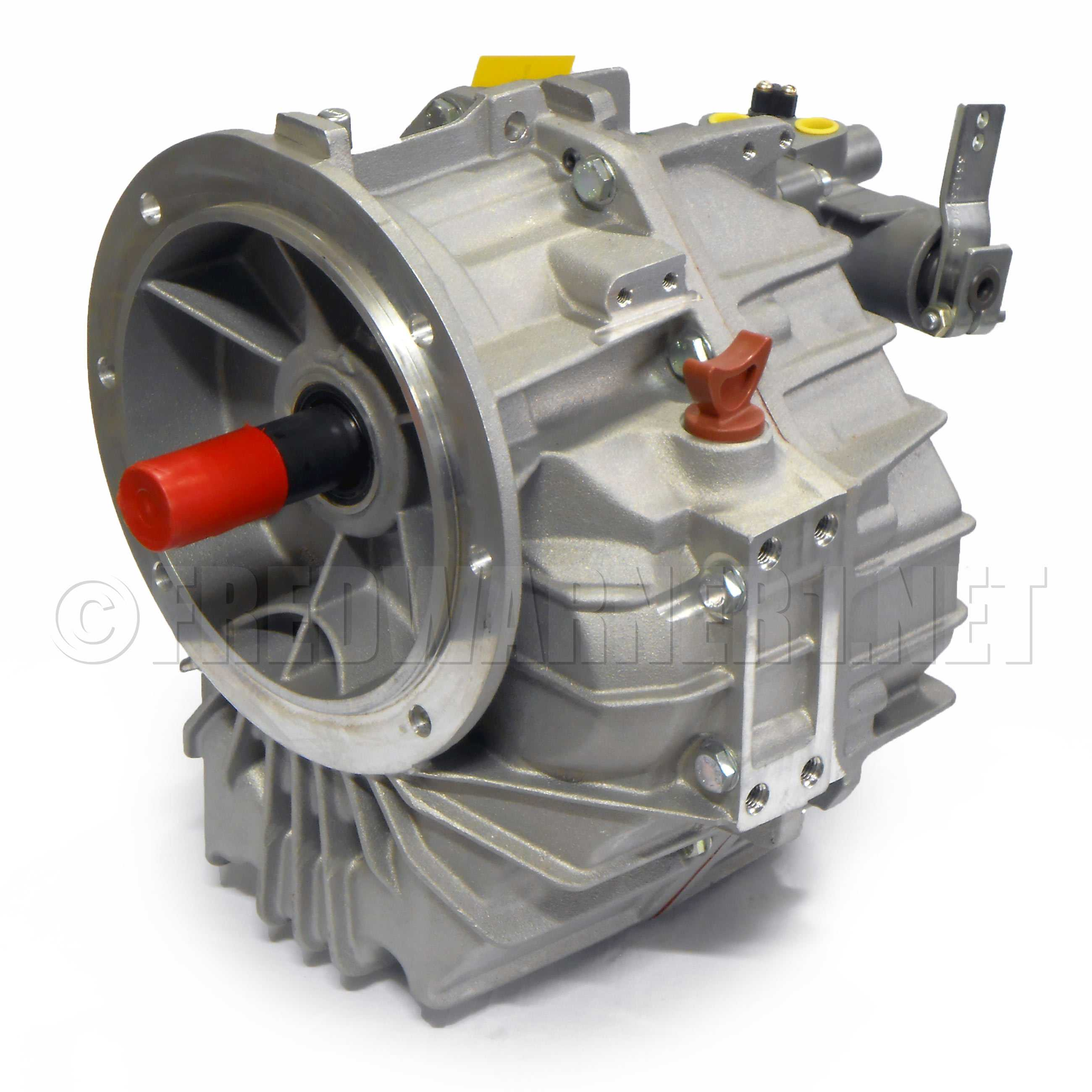 ZF 63 1.5:1 Marine Boat Transmission Gearbox Hurth HSW630H1 3312002011
